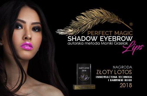 Perfect Magic Shadow Eyebrow Lips – szkolenie podstawowe i master